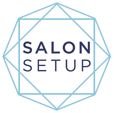 Salon Setup Logo