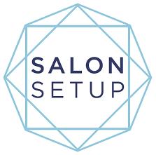 Salon Setup Logo